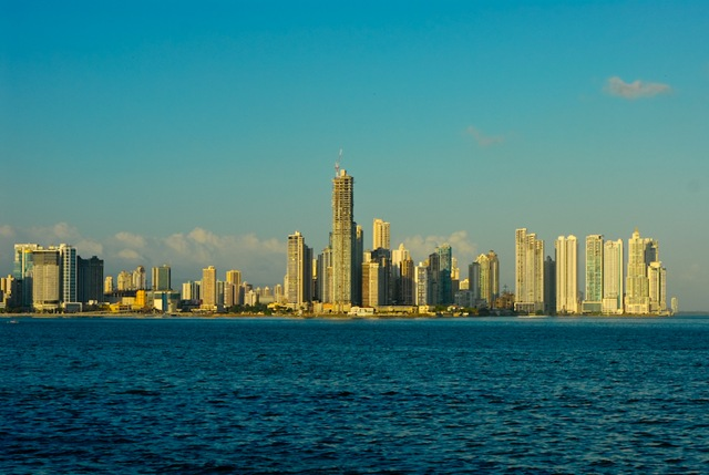 Just what is really going on in panama the world by road for Us city skylines photos