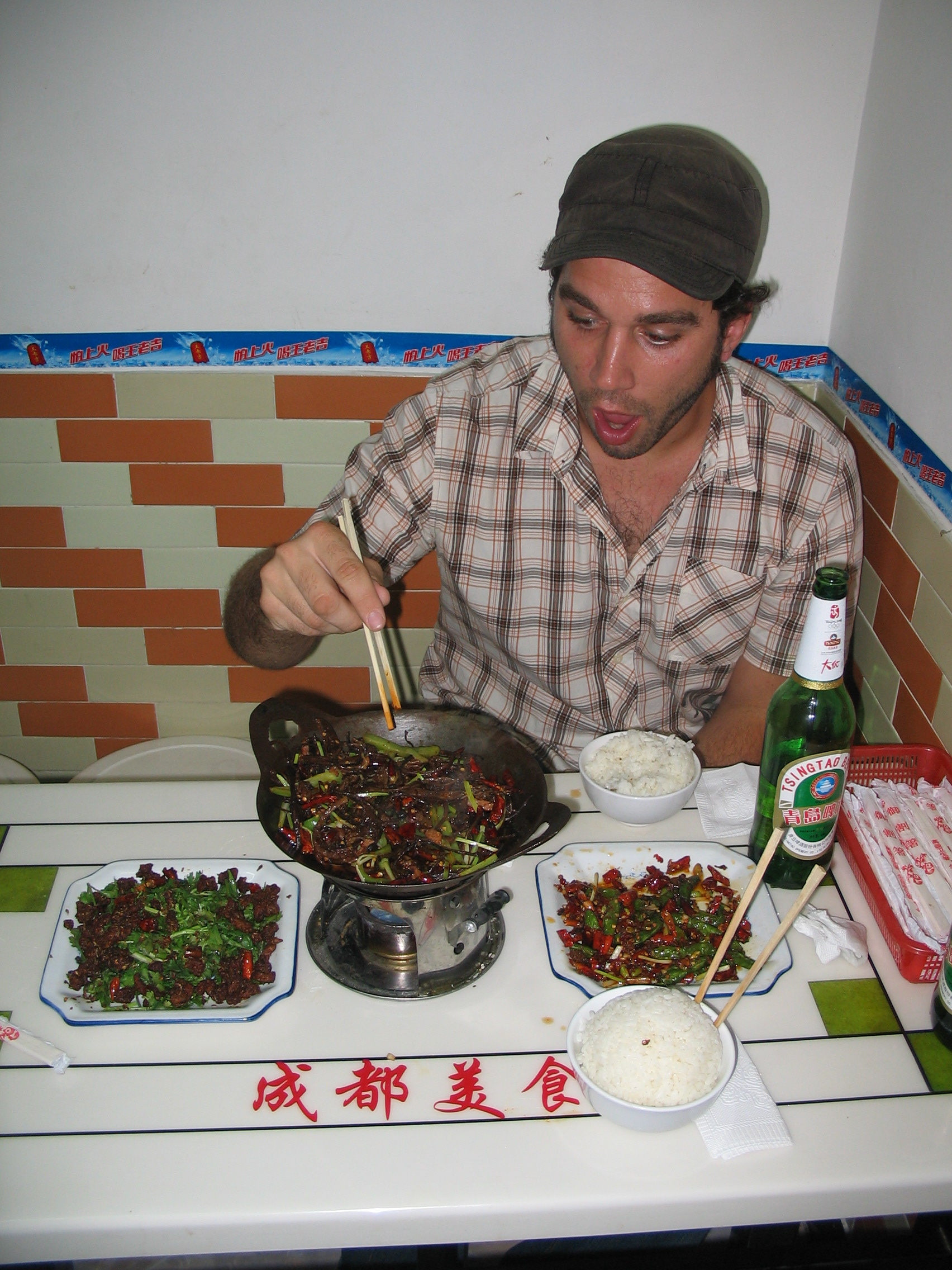 Ten Most Exotic Foods - The World By Road
