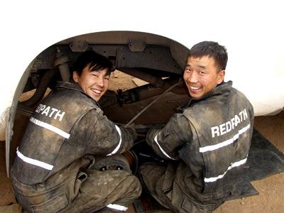 Mongolian Mechanics